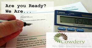 Tax Services | Cowderytax.com