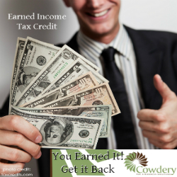 Earned Income Tax Credit | Cowdery Tax
